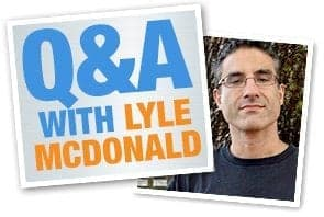 Lyle Mcdonald Interview Flexible Dieting The Flexible Dieting