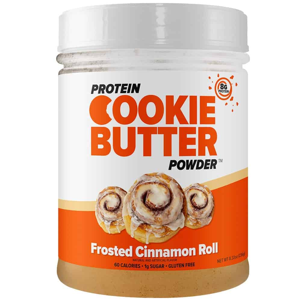 Protein Cookie Butter Powder - The Flexible Dieting Lifestyle